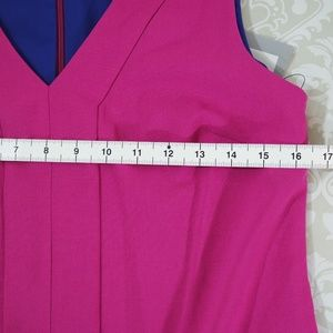 Andrew Marc Dresses - Andrew Marc New York NWT Pink Shift Dress Size 2